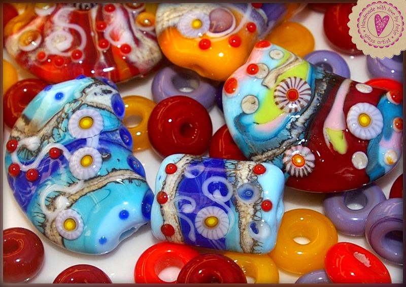 perles au chalumeau